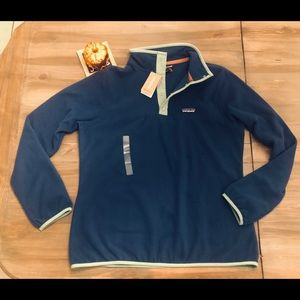 Patagonia Women's Micro D Snap T Pullover
